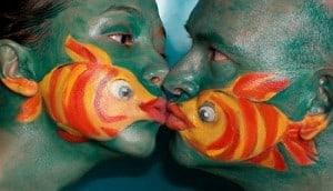 ikan-kiss